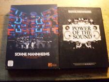 Söhne Mannheims [4 DVD] MTV Unplugged + Power of Sound
