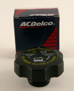New ACDelco Radiator Cap RC85 15042975 Fast Free Shipping