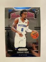 2019-20 Panini Prizm Jordan Bone Rookie Card #291 - * MINT! WOW!! MUST SEE!!! *