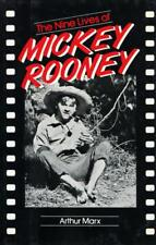 The Nine Lives of MICKEY ROONEY [1st Ed, 1986]
