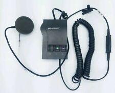 Plantronics M12 Vista Black Headset