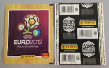 PANINI EURO 2012 EM 1x TÜTE TYP GER VERTICAL PACKET PACK BUSTINA POCHETTE SOBRE