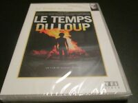 """DVD NEUF """"LE TEMPS DU LOUP"""" Isabelle HUPPERT, Maurice BENICHOU, Beatrice DALLE"""