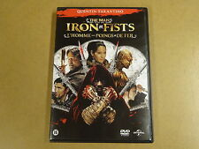 DVD / THE MAN WITH THE IRON FISTS / L'HOMME AUX POINGS DE FER(QUENTIN TARANTINO)