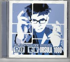 (GM38) All Systems Are Go Go: 18 Fantastic Beat Selections Mixed By Ursula - CD