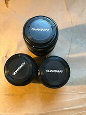 Quantaray NF AF LENS 70-210mm 1:4-5.6 Lens for Nikon + 35 -70MM LOT
