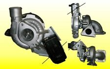 Turbolader FORD TRANSIT Kasten 2.4 TDCi 4x4