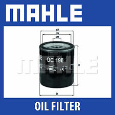Mahle OIL FILTER Screw-on Car OC456 replaces PH10600 WL7466 OE 70513409