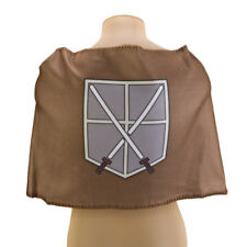 Attack on Titan Training Corps Brown Cloak