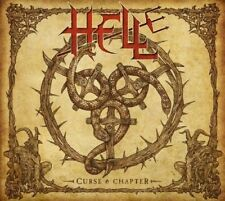 Hell - Curse And Chapter NEW CD