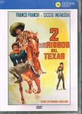 2 Rrringos nel Texas regia di Girolami, Franco Franchi / Ciccio Ingrassia.