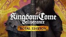 ► KINGDOM COME: Deliverance ROYAL EDITION inkl.6 DLC [ PC ] - STEAM Key + 1 GAME