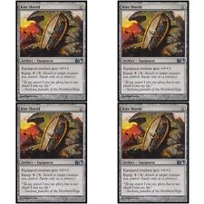 4 x KITE SHIELD NM mtg M12 Artifact - Equipment Unc