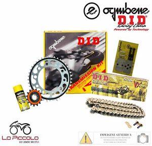 KIT TRASMISSIONE PREMIUM DID CATENA CORONA PIGNONE DUCATI 750 F-1 1985 1986 1987