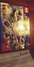 Lego Set 76003, New!! Superman Battle of Smallville. Retired!! 2017