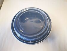 H-pack  32 oz Microwavable Black Round Containers per 50 set