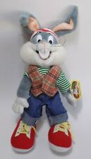 Grunge Bugs Bunny Rocker Vintage 1993 Special Effects Plush Doll Warner Brothers