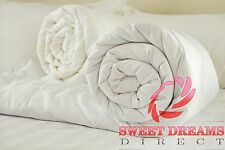Wool Duvet Quilt Standard King Size and Wool Pillows Summer  weight 4.5 tog