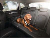 Audi Genuine Dog Seat Belt Seatbelt Harness Dog Girdle Size S 8X0019409