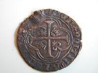 LOUIS XII - 1498 -GRAND BLANC a la COURONNE. DIJON.