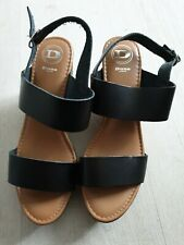 Womens Designer Dune London Wedges Bnwt Rrp £75 Size Uk 7