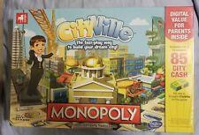 Cityville Monopoly Game ~ NEW factory sealed ~ Zynga Hasbro