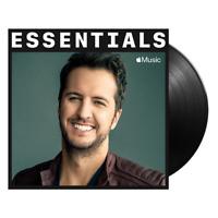 Luke Bryan – Apple Music Exclusive Essentials Rare Black Colored Vinyl LP
