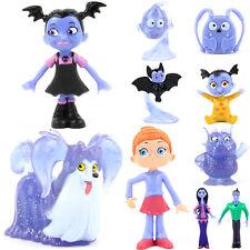Vampirina Series Vampire Bat Girl Action Figures Toy Collection Decor 10PCS Set