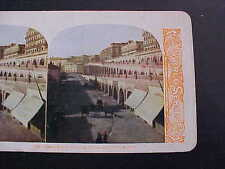 Ocean Front  incline approach Algiers Stereo Card