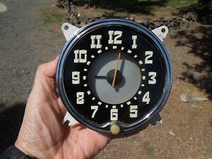 1949, 50, 51 Hudson Dash Clock NICE Unrestored Original