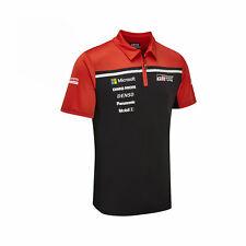 New listing 2020 Toyota Gazoo Racing WRT Mens Team Polo Shirt Black size XL NEW