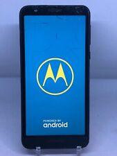 New listing Motorola Moto E6 - 16Gb - Blue (Tmobile) Smartphone - Read Description!