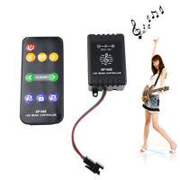 SP106E 9keys LED Music Sound Controller DC5V-12V for WS2811 /WS2812B LED Strip