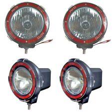 4 Inches 4x4 Off Road 6000k 55w Xenon Hid Fog Lamp Light 2pcs Flood2pcs Spot
