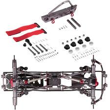 Aluminium RC Car Chassis Rahmen Body Kit für AXIAL SCX10 1/10 RC Crawler, RC