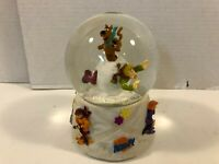 Scooby-Doo Shaggy Musical Snow Globe Enesco Plays Hungarian Dance No.5