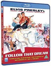 ELVIS PRESLEY - FOLLOW THAT DREAM (1961) BLU RAY   REGION B