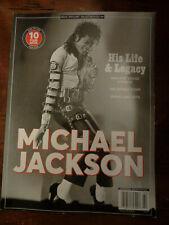MICHAEL JACKSON; HIS LIFE & LEGACY 2019  MAGAZINE  NEW