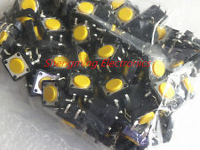 100PCS OMRON B3F-4005 2.55N 12*12*4.3 Tactile Switch 12x12x4.3mm