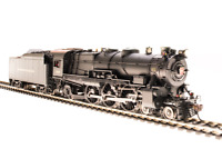 BROADWAY LIMITED 5734 HO PRR K4s 4-6-2 #8, Pre-war Paragon3 Sound/DC/DCC/SMOKE