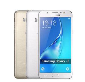 "5.2"" Samsung Galaxy 2016 J5 J5108 4G LTE Quad Core 13MP Dual SIM NFC Smartphone"