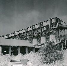 LE TEIL c. 1950 - Cimenterie de Lafarge Ardèche - Div 5355