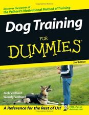 Dog Training For Dummies-Jack Volhard, Wendy Volhard