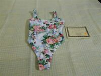 Rita Moreno Personally Worn Floral Body Suit from Personal Collection + COA (132