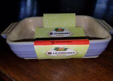New listing Le Creuset Individual Lilac/Light Purple Baking Dish