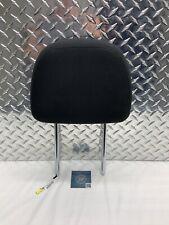 2010-2014 DODGE AVENGER CHRYSLER 200 FRONT SEAT ACTIVE HEADREST BLACK CLOTH OEM
