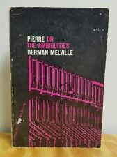Pierre or The Ambiguities Herman Melville 5th Printing Softcover Copyright 1929
