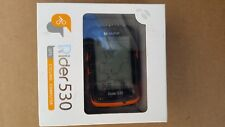 Bryton Rider 530 T GPS Cycling Computer + Heart Rate Monitor and Speed/Cadence S