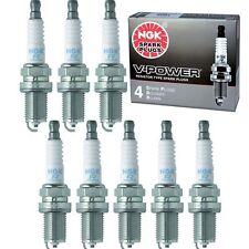 8 x NGK V-Power Plug Spark Plugs 7938 BKR5E 7938 BKR5E Tune Up Kit Set