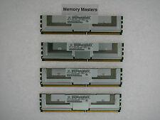 NMD517A21207FD53I5SQ 16GB 4x4GB DDR2 PC2-5300F ECC REGISTERED FB-DIMM 4RX8